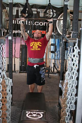 Jim Wendler Pressing